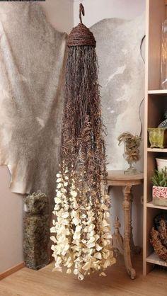 Artist and designer Elena Antipina / Elena Antipina - New Site Deco Floral, Arte Floral, Floral Design, Ikebana, Estilo Floral, Deco Boheme, Nature Crafts, Land Art, Textile Art