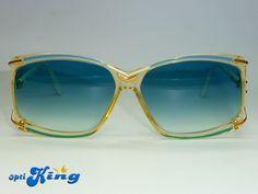 3895936ad65 vintage CAZAL sunglasses medium West Germany Cazal Sunglasses
