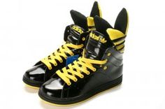Adidas Jeremy Scott Lotus Flower black outlet cheap sale free shipping