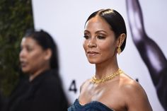 """Jada Pinkett Smith has responded after Chris Rock slammed her at this year's Oscars ceremony. """"Jada said she's not coming,"""" said Rock. """"I was like, 'Isn't she on a TV show?' Jada's gonna boycott the Oscars?"""