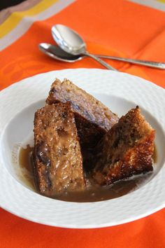 Grand Cayman Sticky Toffee Pudding | Bites of Bri