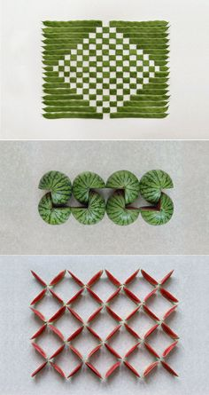 Fruit Photographs by Şakir Gökçebağ (via colossal http://www.thisiscolossal.com/2012/10/the-geometric-food-art-of-sakir-gokcebag/?utm_source=feedburner_medium=feed_campaign=Feed%3A+colossal+%28Colossal%29_content=Google+Reader)