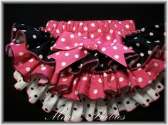The 'Gina Rock Star Baby' in the Fancy Pants Ruffle by MariBabies,