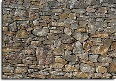 Faux Rock Walls, Faux Stone Walls, Stone Texture Wall, Indoor Stone Wall, Poster Xxl, Stone Retaining Wall, Stone Siding, Stone Panels, Stone Work