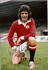 Willie Morgan, Manchester United