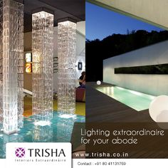 Welcome people to your abode with chic outdoor #lighting. Choose from Trisha Interior's extraordinary collection.  http://bit.ly/1yIInVx