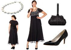 Lange Abendkleider für Mollige Frauen + Outfit Tipps http://www.kleider-deal.de/lange-abendkleider-fuer-mollige-frauen-outfit-tipps/ #Abendkleider #Kleider #Mollig #Damen #Frauen #Outfit