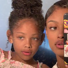 Mix Baby Girl, Cute Baby Girl, Beautiful Children, Beautiful Babies, Hollywood Glamour Bedroom, Cute Black Babies, Cute Little Girls Outfits, Straight Ponytail, Mixed Girls
