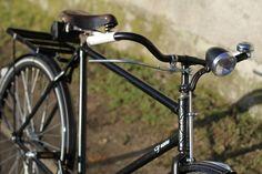 Egriders retro style bikes vintage bicycles handmade leather accessories bike bicycle velo bicicleta #bicycle #bicycles #bike #bikes #black #fashion #handmade #legend #old #retro #style #vintage #widow #egriders Vintage Bicycles, Leather Accessories, Handmade Leather, Retro Style, Retro Fashion, Black, Black People, Retro Styles, Vintage Fashion