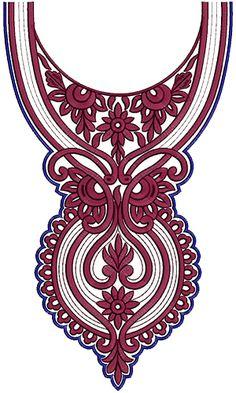 Creative Embroidery Design 13977