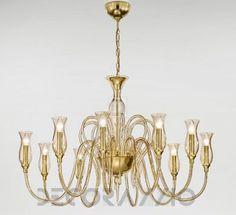 #lighting #lightingdesign #ceilinglamp #interior #design #designidea #home Светильник  потолочный подвесной Sylcom Soffio, 1022/10D.A
