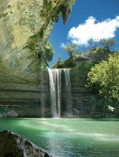 Puerto Rican waterfalls