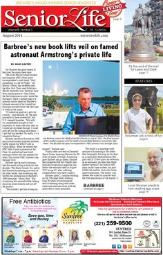 Senior Life August 2014  Brevard County, Florida's Award-Winning Senior Newspaper.