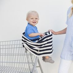 Covered Goods muli-use nursing cover shopping cart cover