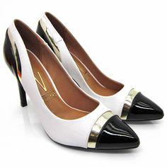 sapato scarpin feminino vizzano 9