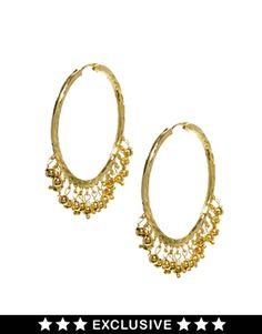 Image 1 of ASOS Pop Filigree Chandelier Earring | Dolly-Kei / Cult ...