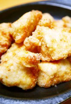 パサつきがちだと思われる鶏むね肉も、塩鶏風下ごしらえとマヨネーズで柔らか~♪ やっぱり鶏むね肉は安くてヘルシーで最高!