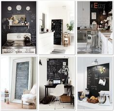 Che cos'è la chalkboard? - Shabby Chic Interiors Shabby Chic Interiors, Diy Wall Decor, Home Decor, Chalkboard Paint, Chicano, Cos, Framed Art, Frames, Gallery Wall