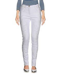 Prezzi e Sconti: #Versace pantaloni jeans donna Bianco  ad Euro 1087.00 in #Versace #Donna jeans pantaloni jeans
