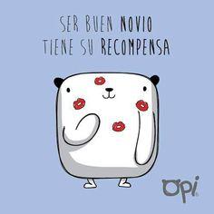 Opi- tener novio tiene ventajas #opinovio