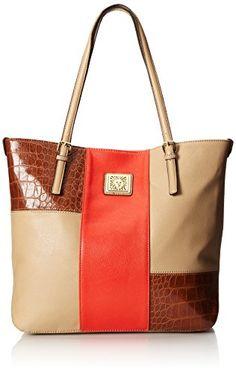 Anne Klein Perfect Tote Medium Shoulder Bag,Tabasco Multi,One Size Anne Klein http://www.amazon.com/dp/B00JLB9TX8/ref=cm_sw_r_pi_dp_CQI5tb1MWH5P1