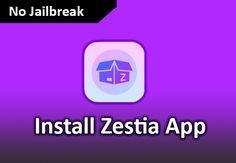 How To Install Zestia App On iOS 11 / iOS 10 Without Jailbreak