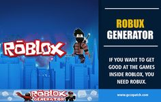 Robux Generator Howtogetfreerobux On Pinterest