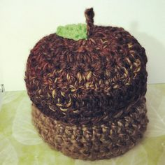 Crochet 06 Month Acorn Hat  Photography Prop by AlishaMayCreations, $26.00