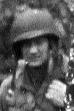 Pvt Joseph M. Flannigan, 502nd PIR Company G, 3rd Battalion