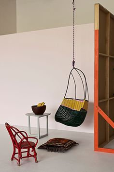 i've always wanted to have that swing hammock chair