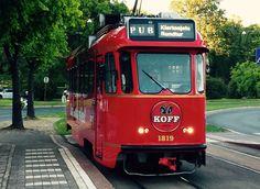 Helsinki's pub tram