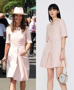 Shop the Albane Dress by Stella Mccartney at the official online store. Pippa Middleton Style, Middleton Family, Glen Affric, Nicole Warne, Princess Mary, Dress Codes, Royals, Stella Mccartney, Celebrity