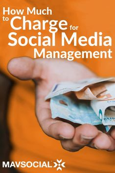 How Much to Charge for Social Media Management (Guide) - Owning your own social media management agency is pretty exciting, but the question remains…how m - Social Media Automation, Social Media Analytics, Social Media Marketing Business, Social Media Services, Social Media Content, Social Media Management, Marketing Resume, Marketing Automation, Facebook Marketing