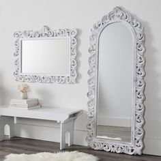 Locker Mirror, Wall Mirrors, Bedroom Mirrors, White Framed Mirrors, Hanging Mirrors, Floor Mirrors, Decorative Mirrors, Pottery Barn Kids Backpack, Bunk Bed With Desk