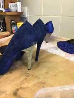 #glitteringshoes #oldmadenew