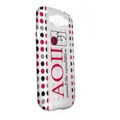 Alpha Omicron Pi Samsung Galaxy S3 WrapAround Slim Case - Polka Dot Pattern VictoryStore http://www.amazon.com/dp/B00FG9EKAQ/ref=cm_sw_r_pi_dp_eXE6vb126DHEK
