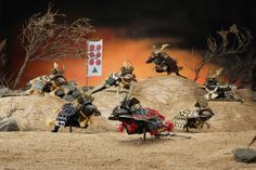 Armour for Cats and Mice Created by Jeff de Boer Lots Of Cats, High Art, Cat Memes, Cat Armor, Mice, Samurai Armor, Suit Of Armor, Cool Cats, Animals And Pets