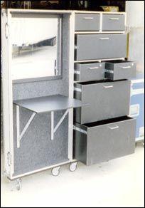 R Cases - Touring Wardrobe Case