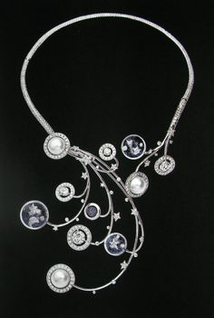 CHANEL Haute Joaillerie Jewelry - The Comète Collection