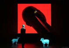 """Odyssey"" by Robert Wilson (Greek National Theatre) - Cyclops"