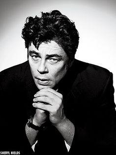 Benicio del Toro...somethin about him