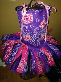 Western Wear Pageant OOC 4 piece set with by MissPrissGlitzNGlam, $60.00