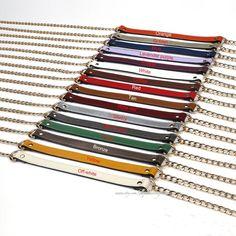 2x 63cm Length PU Leather Handbag Bag Handles Strap DIY Sew On Replacement