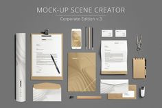 Download Multipurpose Mock-Up Creator Graphic Templates by Genetic96. Subscribe…
