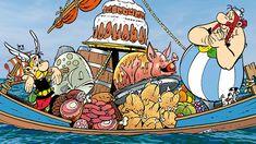 Asterix E Obelix, Strips, Cartoons, Princess Zelda, Animation, Humor, Manga, Comics, Disney