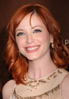 we have compiled a list of ten most beautiful redhead celebrities. From this list of redhead celebrities my vote goes to Christina Hendricks. Prettiest Actresses, Beautiful Actresses, Christina Hendricks, Cristina Hendrix, Gorgeous Redhead, Hottest Redheads, Hair Inspiration, Character Inspiration, Red Hair