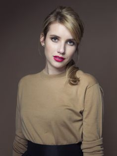 Emma Roberts is another main character in the story! She is Emily Bernstein, a older girl, who lives in the orphanage and helps out with Sammy and the other children! Her character is flighty and flirty and young! Madison Montgomery, Emma Roberts Style, Eric Roberts, My Emma, Emma Rose, Celebs, Celebrities, Lauren Conrad, Star Fashion