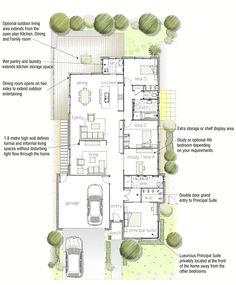 Sekisui Gallina - floor plan