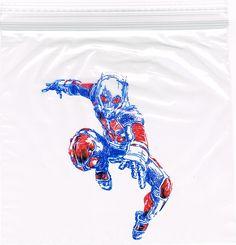 Captain America Civil War: Ant Man