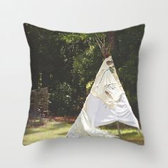 Bohemian Decorative Toss Pillow Cover; Boho Decor